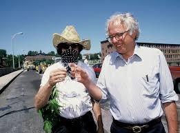 Vermont travel man images Bernie sanders and the pothole bandit city seven days jpg