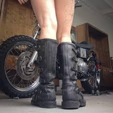 moto riding boots wheelsport rugged rider boots u2013 moto lady