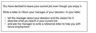 ielts general writing resignation question ielts simon com