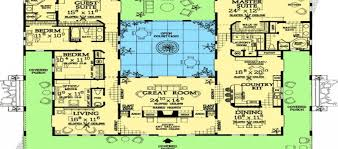 style home plans with courtyard 100 unique house plans with courtyard unique one floor
