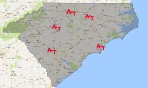 Columbia Sc Map Alltech Wiring U0026 Controls Serves North U0026 South Carolina