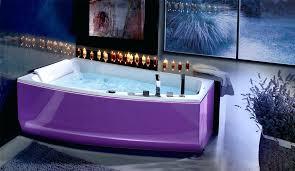 Purple And Cream Bathroom Colored Bath Tub U2013 Seoandcompany Co