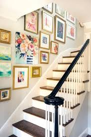 Ideas To Decorate Staircase Wall Staircase Walls Decorating Ideas Decorating Ideas Fresh Top Of