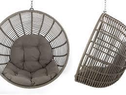 luna pod hanging chair