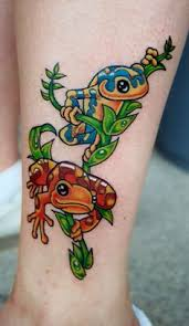 image result for froggy sunday tattoos