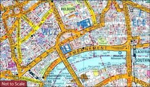 map az a z premier map stanfords