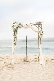 Wedding Arches Miami Best 25 Beach Wedding Arches Ideas On Pinterest Beach Wedding