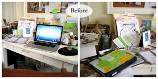 Organizing Work Desk Simple Organizing Tips Home