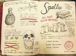 gravity falls journal 3 replica spells leoflynn deviantart