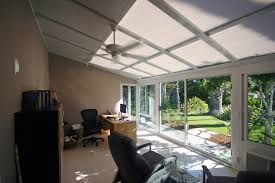 Four Seasons Sunroom Shades Solarium Shades Solarium Skylight Shades And Blinds New York City