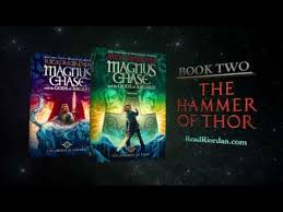 magnus chase and the gods of asgard book ii the hammer of thor