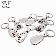 subaru logo 50pcs lot car styling keyring key chain for subaru logo outback