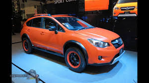 subaru crosstrek 2016 subaru xv sport 2016 car review youtube