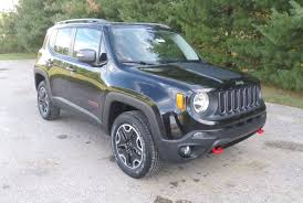 2015 Jeep Renegade Trailhawk 4x4 Black New Jeep Dealer Indiana