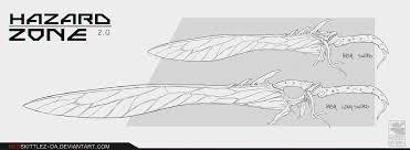 hazard zone 2 0 husk swords sketch by redskittlez da on deviantart