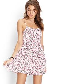 forever 21 floral cami dress you u0027ve been added to the waitlist lyst