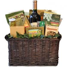 Gift Baskets With Wine Wine Gift Baskets Canada Buy Online Today The Sweet Basket Company