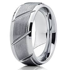 tungsten women rings images Buy 9mm tungsten wedding band men women tungsten carbide ring jpg