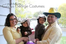 Curious George Halloween Costume Toddler Curious George Halloween Costume U2013 Small Love