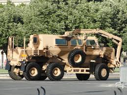 small towns with no crime needs mraps because america is a war