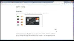 how to create account on john lewis u0026 waitrose credit cards youtube