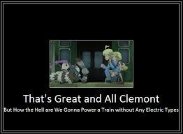 Train Meme - clemont train meme 3 by 42dannybob on deviantart