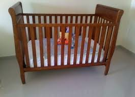 Graco Crib With Changing Table Used Crib Changing Table U0026 Crib Mattress Trinidadforsale