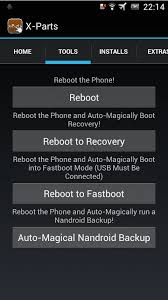 cwm recovery apk app recovery x parts cwm installer ver sony ericsson