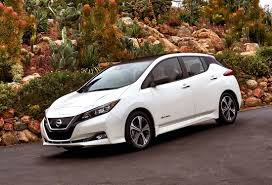 new nissan leaf nissan ups the ante takes aim at tesla as it turns new leaf nbc