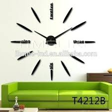 wall clocks canada home decor wall picture clock decoration big decorative wall clock for home
