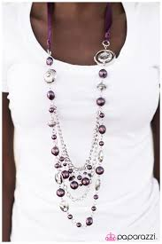 purple necklace chain images All the trimmings purple sonjaellis jewelry network jpg