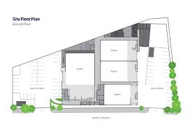 Studio Plan by Studio 5 Park Royal Studios
