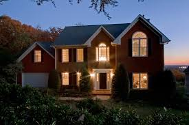 twilight house for sale exteriors atlanta real estate photographer iran watson photo