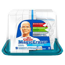 Mr Clean Bathroom Cleaner Mr Clean Magic Eraser Variety Pack 9 Ct Sam U0027s Club