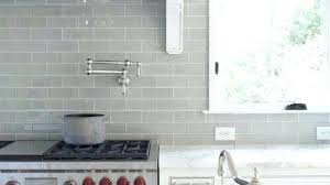 light blue kitchen backsplash white glass tile backsplash best glass tile ideas on subway