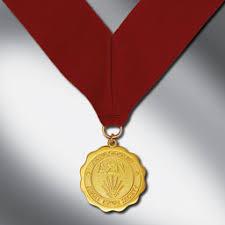 graduation medallion medallion