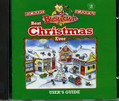 109 12109 richard scarry u0027s busytown best christmas ever video