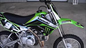motocross bikes cheap used 2011 kawasaki klx110l for sale chattanooga tn ga al dirt