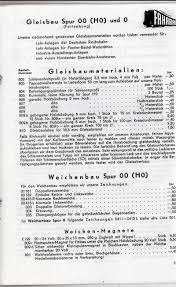 K Hen In U Form Kaufen Zubehör Aus Der Ddr Und Berlin Unbekanntes Weichenmaterial