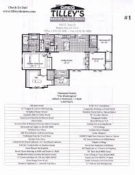 mccants mobile homes have a great line of single wide floor double wide floor plans awesome triple wide floor plans