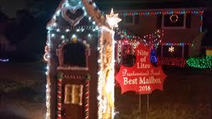 Holiday Lights In Houston Best by Christmas 2016 Lighting Prestonwood Forest Houston Part1 Youtube