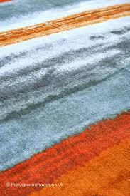 111 best orange u0026 terracotta rugs images on pinterest terracotta
