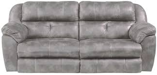 Catnapper Power Reclining Sofa Catnapper Ferrington Power Headrest Power Lay Flat Reclining Sofa