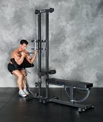 ironmaster preacher curl attachment for super bench biceps gym ebay