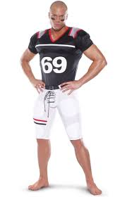 Halloween Baseball Costumes 25 Football Player Costume Ideas Football