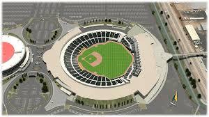 Angel Stadium Seating Map 3d Seating Chart Oakland Athletics