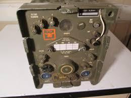vintage r 110 grc radio receiver military radio us army signal