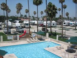 Carpinteria State Beach Campground Map by Rv Sites In California Beaches Usbackroads North Beach