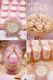 pink and gold party supplies pink gold party picmia