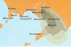 Pompeii Map Pompeii Four